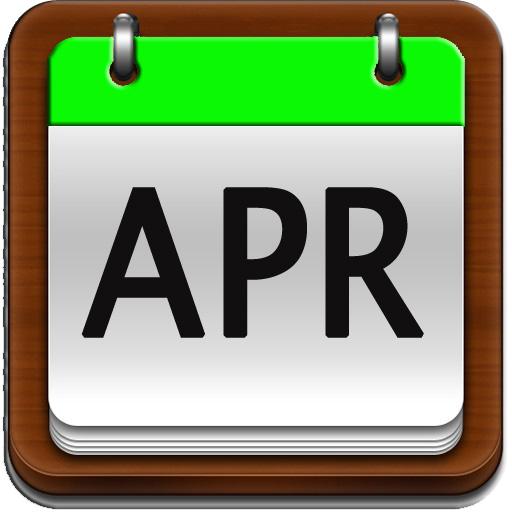 April Seminar Schedule