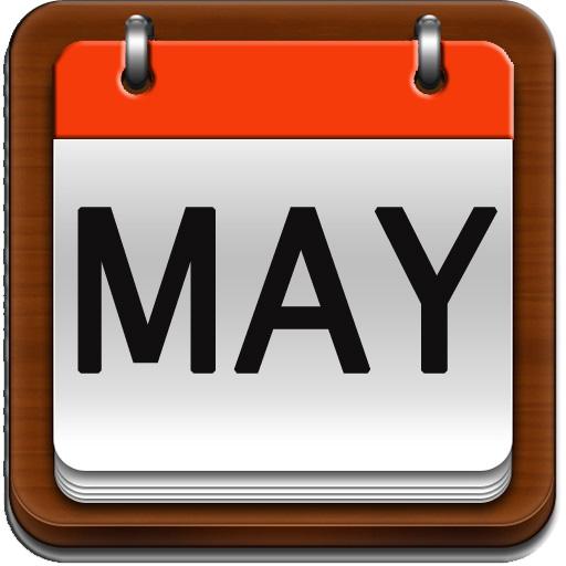 May Seminar Schedule