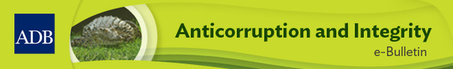 Anticorruption and Integrity e-Bulletin